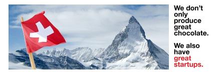 start-up suisse